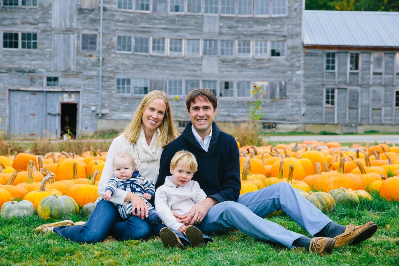 Family Fall 2