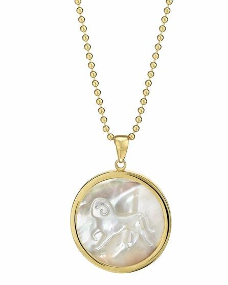 Mother of Pearl Zodiac