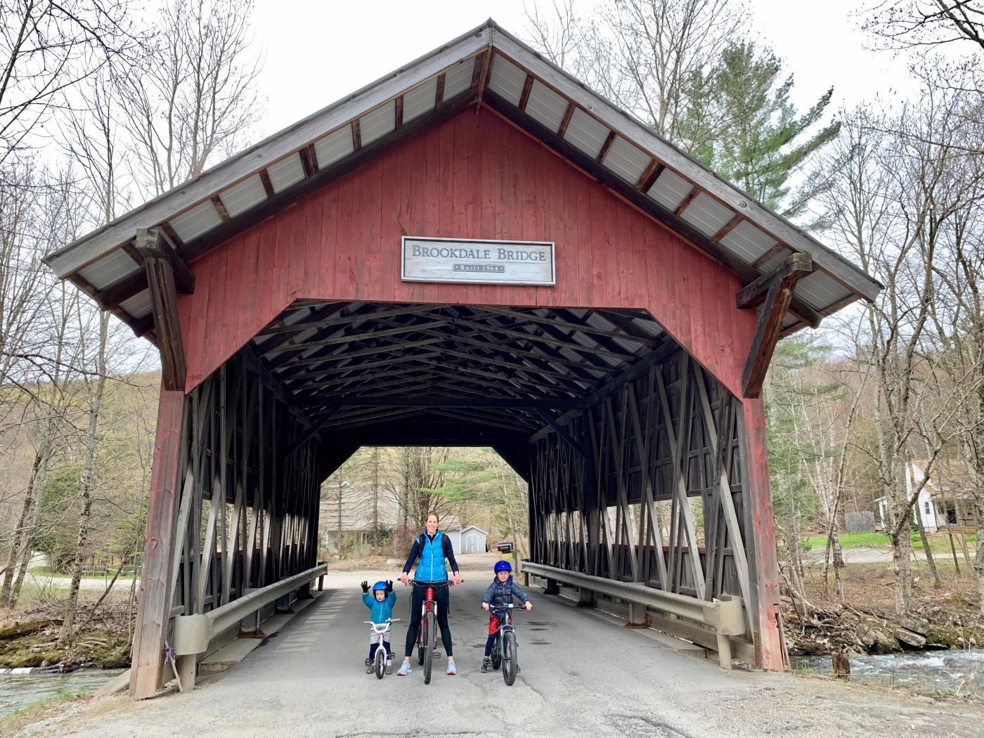 Biking Rec Path