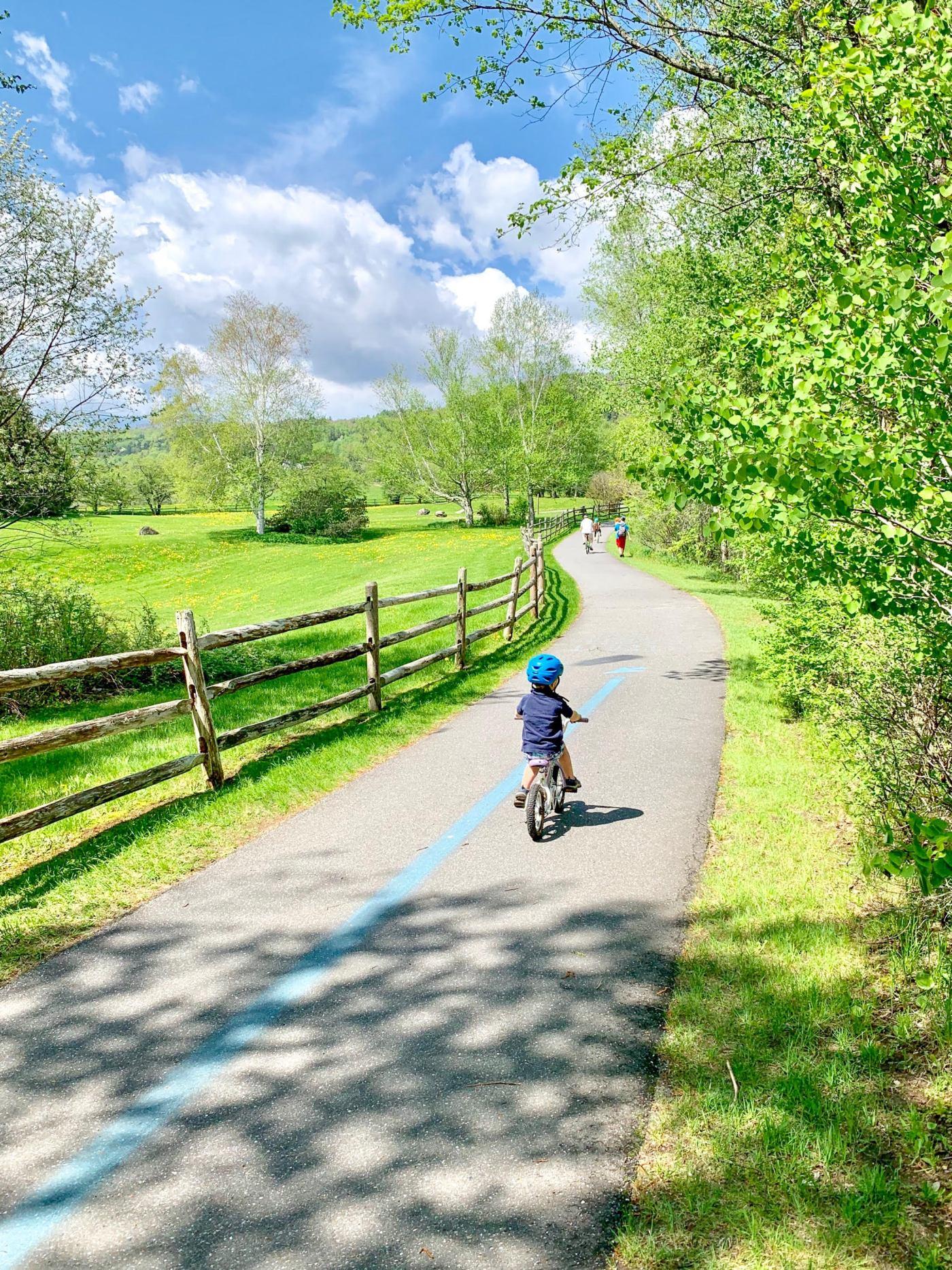 Dawson Biking